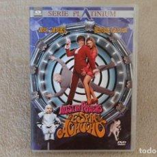 Cine: DVD AUSTIN POWERS LA ESPIA QUE ME ACHUCHO SERIE PLATINIUM. Lote 194991646