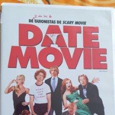 Cine: DVD DATE MOVIE. Lote 194992901