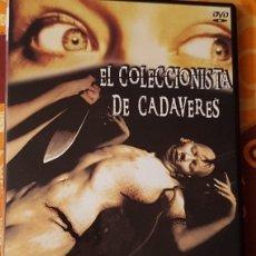 Cine: DVD EL COLECCIONISTA DE CADAVERES. Lote 195000130