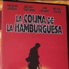 Cine: DVD LA COLINA DE LA HAMBURGUESA. Lote 195000377