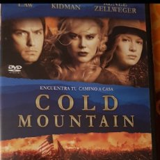 Cine: DVD COLD MOUNTAIN. Lote 195000916