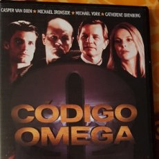 Cine: DVD CODIGO OMEGA. Lote 195001070