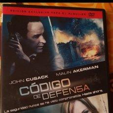 Cine: DVD CODIGO DE DEFENSA. Lote 195001270