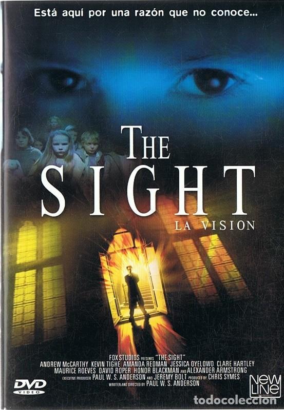 THE SIGHT LA VISION (Cine - Películas - DVD)