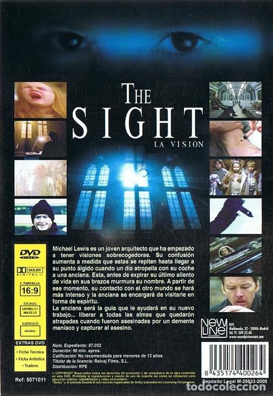 Cine: THE SIGHT LA VISION - Foto 2 - 195023598