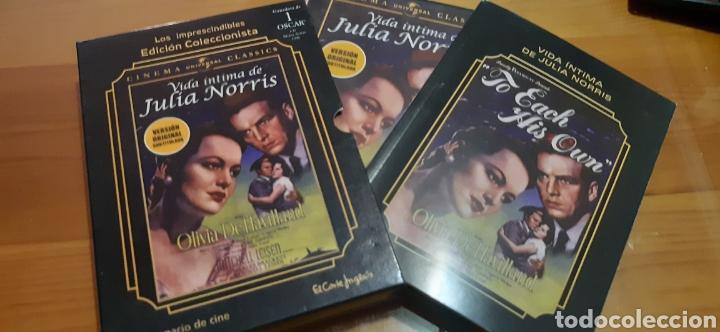 PELICULA CLASICA DVD, VIDA INTIMA DE JULIA NORRIS,1946 (Cine - Películas - DVD)