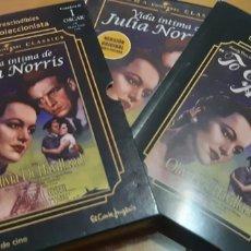 Cine: PELICULA CLASICA DVD, VIDA INTIMA DE JULIA NORRIS,1946. Lote 195029377
