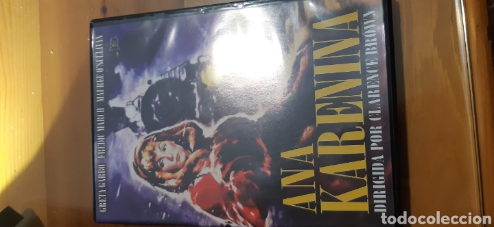 PELICULA CLASICA DVD ANA KAREKINA ,1935 (Cine - Películas - DVD)