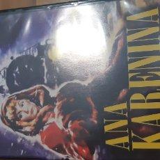 Cine: PELICULA CLASICA DVD ANA KAREKINA ,1935. Lote 195030182