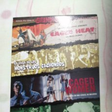 Cine: DVD GRINDHOUSE 2 DVD COMO NUEVA EXCELENTE ESTADO. Lote 195033718
