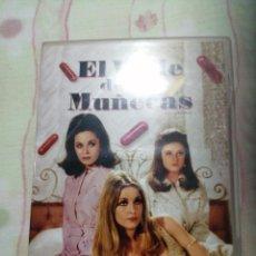 Cine: DVD EL VALLE DE LAS MUÑECAS COMO NUEVA EXCELENTE ESTADO. Lote 195033857