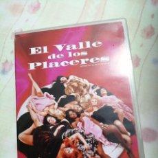 Cine: DVD EL VALLE DE LOS PLACERES COMO NUEVA EXCELENTE ESTADO. Lote 195034105