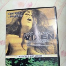 Cine: DVD VIXEN COMO NUEVA EXCELENTE ESTADO. Lote 195034341