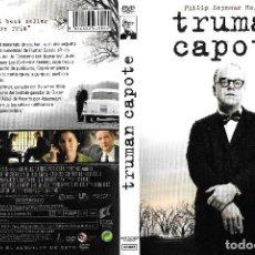 Cine: TRUMAN CAPOTE - BENNETT MILLER. Lote 195057272