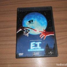 Cine: E.T. EL EXTRATERRESTRE EDICION ESPECIAL 2 DVD DE STEVEN SPILEBERG DVD'S COMO NUEVOS. Lote 195057315