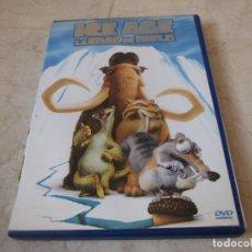 Cine: ICE AGE LA HEDAD DEL HIELO DVD - 20TH CENTURY FOX 2002. Lote 195061130