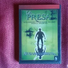 Cine: LA PRESA DVD THRILLER TERROR DE CULTO WALTER HILL. Lote 195062440