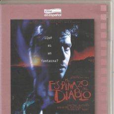 Cine: EL ESPINAZO DEL DIABLO. GUILLERMO DEL TORO. DVD. Lote 195064072