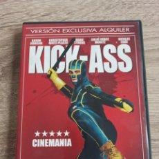 Cine: DVD ORIGINAL KICK-ASS. Lote 195064926
