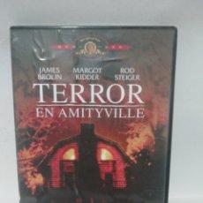 Cine: (S353) TERROR EN AMITVILLE - DVD SEGUNDA MANO. Lote 195077012