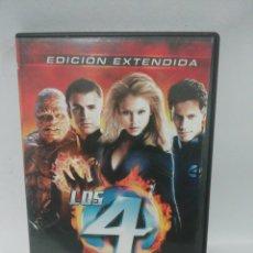 Cine: (S353) LOS 4FSNTASTICOS - DVD SEGUNDA MANO. Lote 195077081