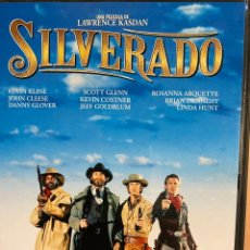 Cine: SILVERADO (DVD). Lote 195077212