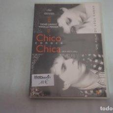 Cine: (1-B3) - 1 X DVD / CHICO CONOCE CHICA - DENIS LAVANT, MIREILLE PERRIER / LEOS CARAX. Lote 195077267
