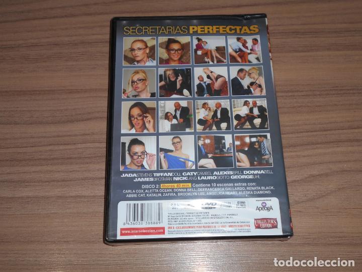 Cine: SECRETARIAS PERFECTAS DVD 4 Horas y 40 Min. NUEVA PRECINTADA - Foto 2 - 278341113