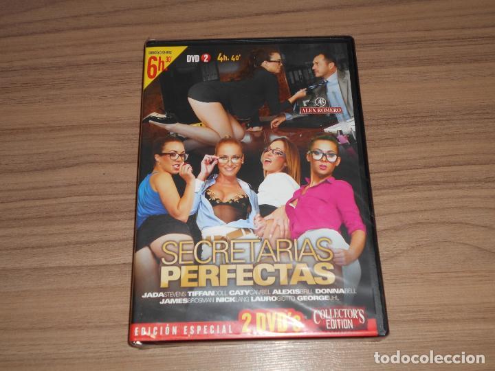 SECRETARIAS PERFECTAS DVD 4 HORAS Y 40 MIN. NUEVA PRECINTADA (Cine - Películas - DVD)