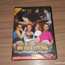 Cine: SECRETARIAS PERFECTAS DVD 4 HORAS Y 40 MIN. NUEVA PRECINTADA. Lote 278341113
