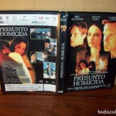Cine: PRESUNTO HOMICIDA - BILL PULLMAN - DEVON SAWA - DIRIGE ANTHONY WALLE - DVD . Lote 195094691