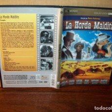 Cine: LA HORA MALDITA - RANDOLPH SCOTT - JUDITH ALLEN - DIRIGE HENRY HATHAWAY - DVD CAJA FINA PERI. Lote 195094955