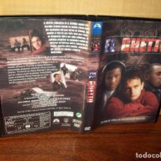 Cine: EL GHETTO -JOSH CHARLES - MYKELTI WILLIAMSON - DIRIGE ERNEST DICKERSON - DVD . Lote 195095380