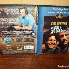 Cine: UN BOTIN DE 500.000 DOLARES - CLINT EASTWOOD -DIRIGE MICHAEL CIMINO - DVD CAJA FINA . Lote 195095510