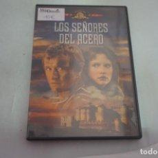 Cine: (16-B) - 1 X DVD / LOS SEÑORES DEL ACERO - RUTGER HAUER / PAUL VERHOEVEN. Lote 195110697