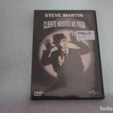 Cine: (16-B) - 1 X DVD / CLIENTE MUERTO NO PAGA - STEVE MARTIN / CARL REINER. Lote 195110817