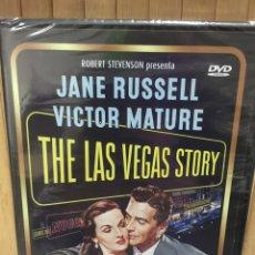 Cine: THE LAS VEGAS STORY [ DVD ] - PRECINTADO -. Lote 195111888