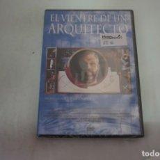Cine: (16-B) - 1 X DVD / EL VIENTRE DE UN ARQUITECTO / PETER GREENAWAY. Lote 195111891