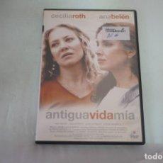 Cine: (16-B) - 1 X DVD / ANTIGUA VIDA MIA - CECILIA ROTH, ANA BELEN / HECTOR OLIVERA. Lote 195119793