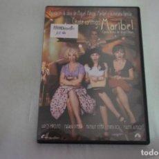 Cine: (16-B) - 1 X DVD / CASATE CONMIGO MARIBEL - CARLOS HIPOLITO, NATALIA DICENTA / ANGEL BLASCO. Lote 195121527