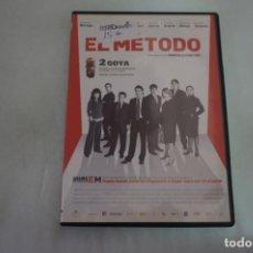 Cine: (16-B) - 1 X DVD / EL METODO - EDUARDO NORIEGA / MARCELO PIÑEYRO. Lote 195121633
