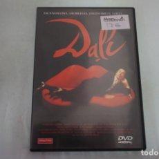 Cine: (16-B) - 1 X DVD / DALI - LORENZO QUINN, SARAH DOUGLAS / ANTONI RIBAS. Lote 195121777