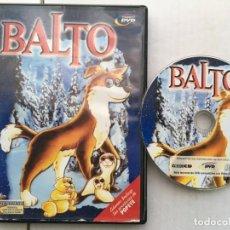 Cine: BALTO PELICULA ANIMACION DVD KREATEN. Lote 195131357