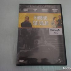 Cine: (16-B) - 1 X DVD / FIEBRE SALVAJE - WESLEY SNIPES, SPIKE LEE. Lote 195131448
