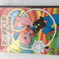Cine: POPEYE Y SUS AMIGOS SELLADA NUEVA PRECINTADA SEALED VIDEO CD ANIMACION DVD KREATEN. Lote 195131503