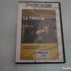 Cine: (16-B) - 1 X DVD / LA FAMILIA - VICTTORIO GASSMAN, FANNY ARDANT / ETTORE SCOLA. Lote 195131677