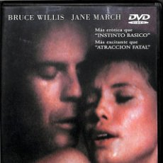 Cine: DVD EL COLOR DE LA NOCHE - BRUCE WILLIS / JANE MARCH. Lote 195148630