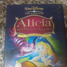 Cine: DVD ALICIA EN EL PAIS DE LAS MARAVILLAS. Lote 195152995
