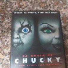 Cine: DVD LA NOVIA DE CHUCKY. Lote 195153297