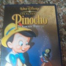 Cine: DVD PINOCHO. Lote 195153368
